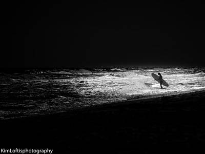 Photograph - Darkest Hour  by Kim Loftis