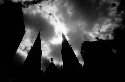 Photograph - Darkness At Noon by Dave Beckerman