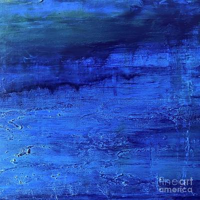 Painting - Darkness Descending by Kim Nelson
