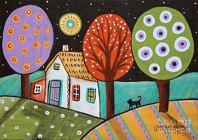 Darkness Original by Karla Gerard