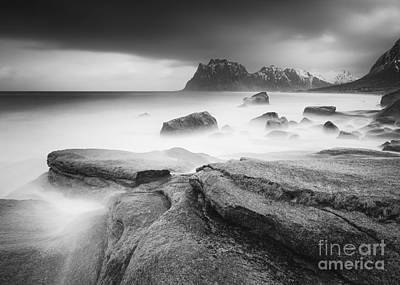 Water Filter Photograph - Darkness by Pawel Klarecki