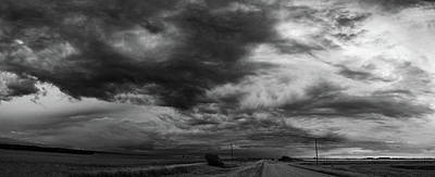 Photograph - Darkness Takes Over by Sandra Parlow