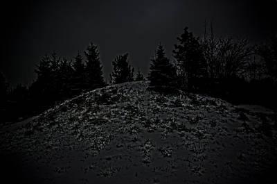 Darkscape Art Print