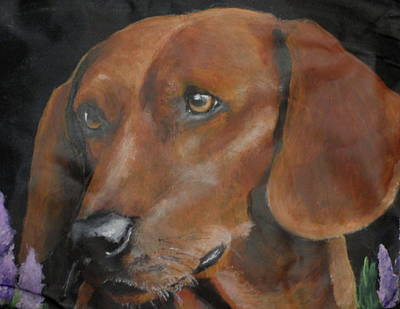 Painting - Darla II by Carol Russell