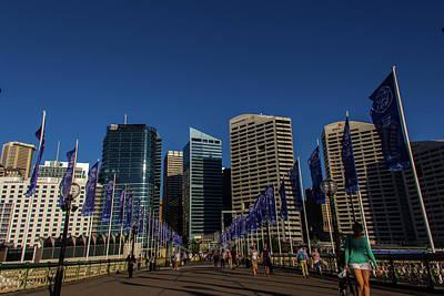 Photograph - Darlington Harbor - Sydney by Kenny Thomas