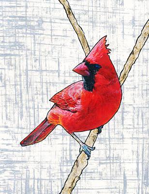 Darren Art Print
