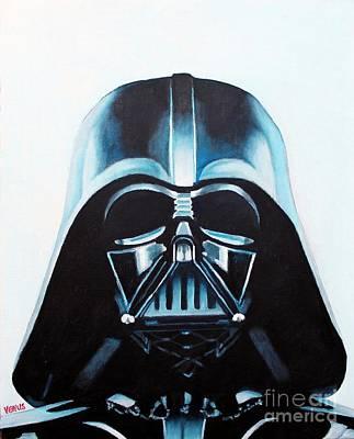 Painting - Darth Vader by Venus
