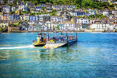 Dartmouth Ferry Original by Chris Smith