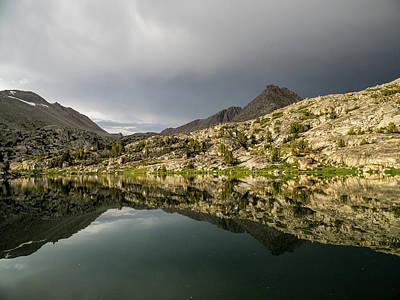 Photograph - Darwin Lake by Martin Gollery
