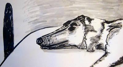 Painting - Darwin by Raul Morales