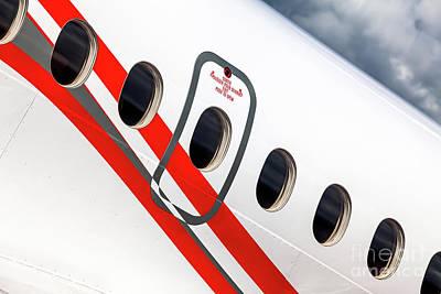 Photograph - Dassault Falcon 900ex 1 by Rastislav Margus