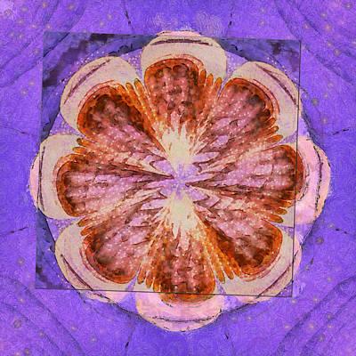 Datch Head Trip Flowers  Id 16163-222517-40711 Print by S Lurk