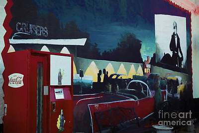 Photograph - Date Night At The Drive In by Jon Burch Photography