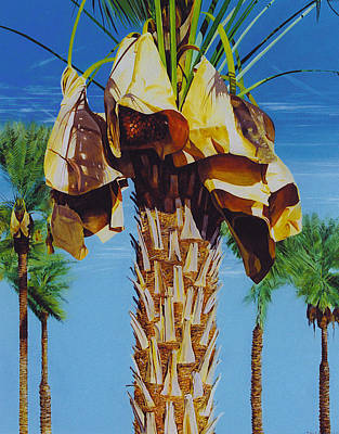 Painting - Date Palm by Tyler Ryder