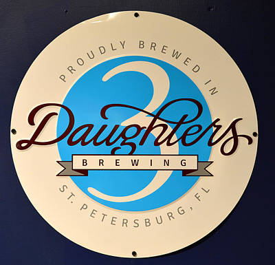 Photograph - Daughters Brewing by David Lee Thompson