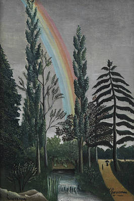 Painting - Daumesnil Lake by Henri Rousseau