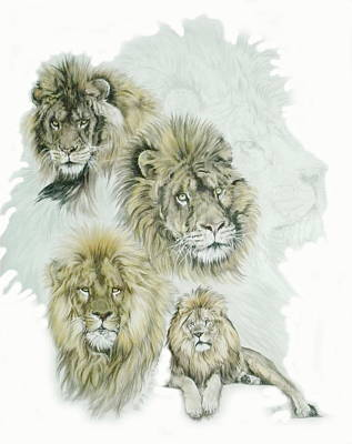 Dauntless Art Print by Barbara Keith