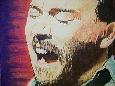 Dave Drawing - Dave Matthews by Sherri Ward