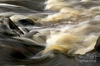 Photograph - Dave's Falls #7431 by Mark J Seefeldt