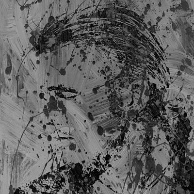 David Beckham 06a Art Print by Brian Reaves