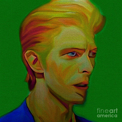 David Bowie 1974 Original