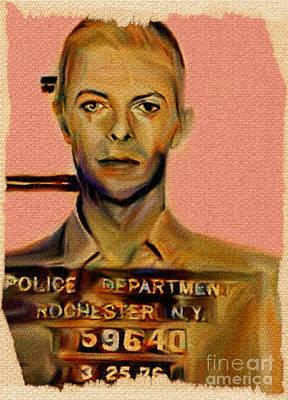 David Bowie 1976 21st March Original