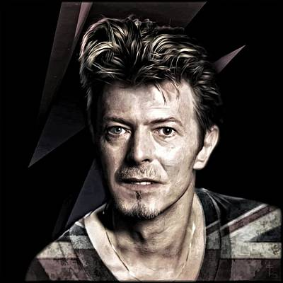 David Bowie - Heroes  Original by Daniel Arrhakis
