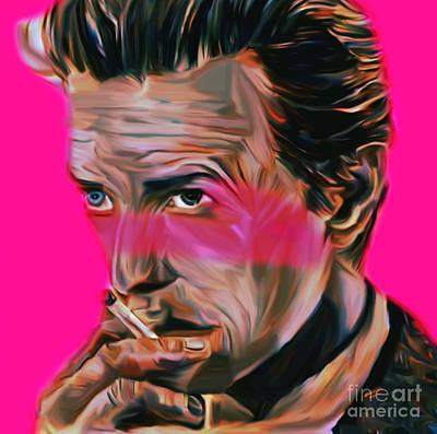 David Bowie Pink Original
