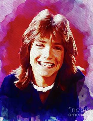 All You Need Is Love - David Cassidy, Hollywood Legend by Esoterica Art Agency