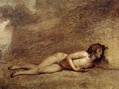 Digital Art - David Jacques Louis The Death Of Bara by Jacques Louis David