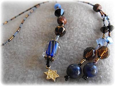 Delica Beads Jewelry - David by Rhiannon Strickler