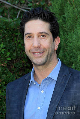 Photograph - David Schwimmer by Nina Prommer