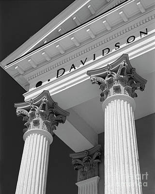 Photograph - Davidson by Patrick M Lynch