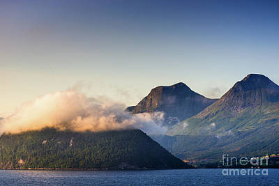 Photograph - Dawn Along The Nordfjord  by Andrew Michael