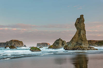 Photograph - Dawn At Bandon by Greg Nyquist