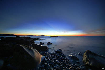 Photograph - Dawn At Boulder Beach by John Meader