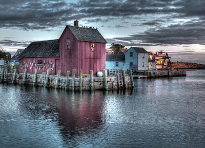 Photograph - Dawn At Motif Number 1 by Patrice Zinck