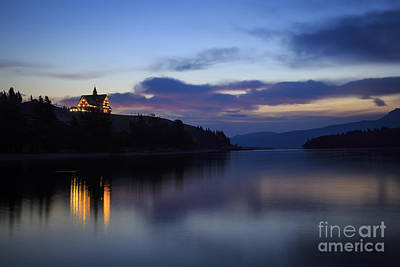 Photograph - Dawn At Prince Of Wales Hotel by Dennis Hedberg