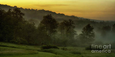 2 Solitudes Photograph - Dawn At The Wildlife Area by Thomas R Fletcher