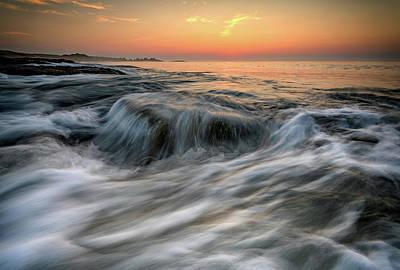 Photograph - Dawn At Todd's Point by Rick Berk