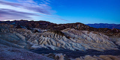 Photograph - Dawn At Zabriskie Point by Mark Robert Rogers