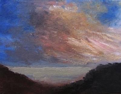 Dawn Breaks Art Print