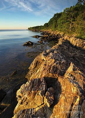 Photograph - Dawn, Camden, Maine  -43899 by John Bald