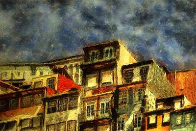Painting - Dawn Comes In Colors by RC DeWinter