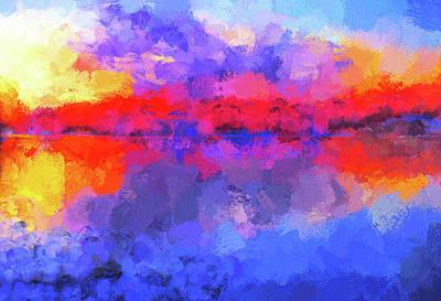 Digital Art - Dawn by Dennis Cox Photo Explorer
