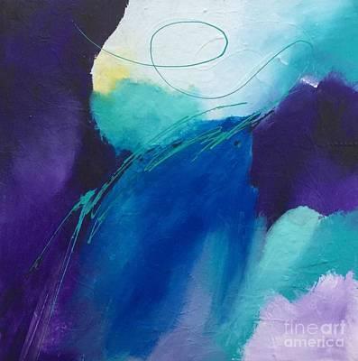 Painting - Dawn by Elaine Callahan