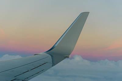 Photograph - Dawn Flight by Robert Potts