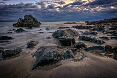 Photograph - Dawn In Ogunquit by Rick Berk
