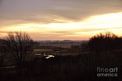 Photograph - Dawn In The Valley by Larry Ricker