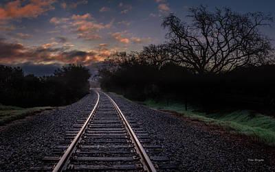 Photograph - Dawn Journey by Tim Bryan